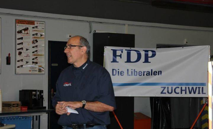 Parteiversammlung Feuerwehr - November 2014