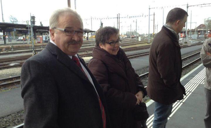 Besuch Bundeshaus - November 2013